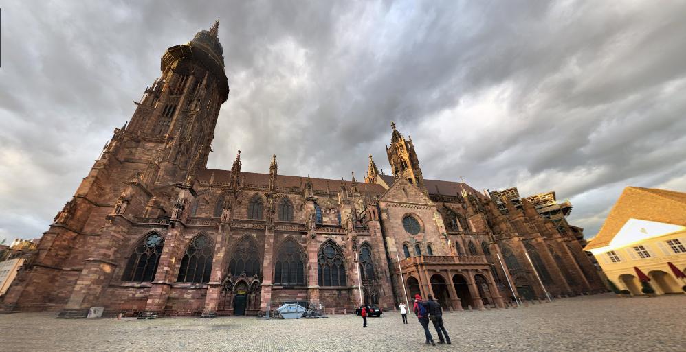 Münster Katedrali ve Meydanı