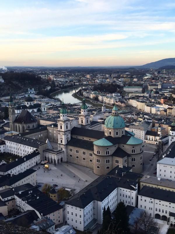 48 saatte Salzburg